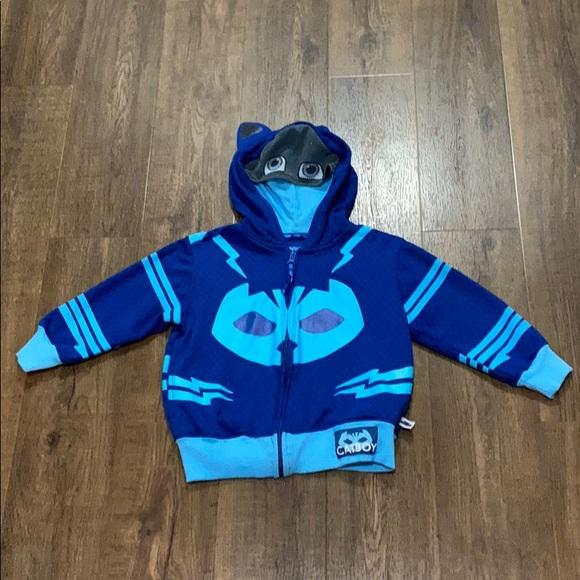 Catboy Blue Hoodie Sweatshirt jumpers Kid  Youth